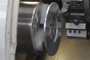 Usinagem em Aço Carbono
